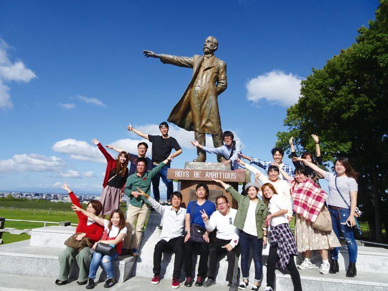 9月北海道グルメツアーにて