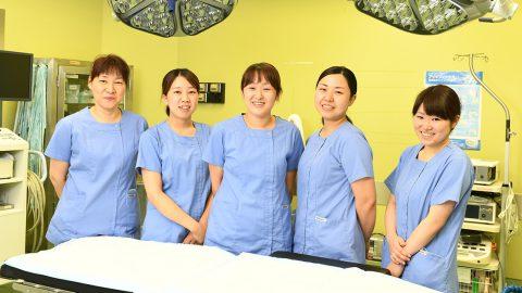 手術室・集合写真
