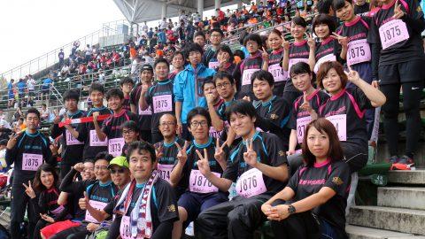 2016.10.2 6時間対抗 岡山リレーマラソン