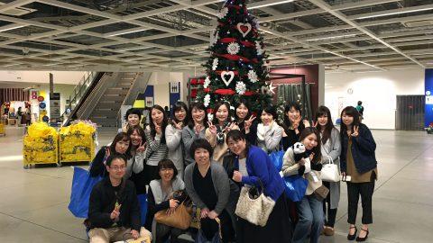 職員旅行【神戸IKEA】